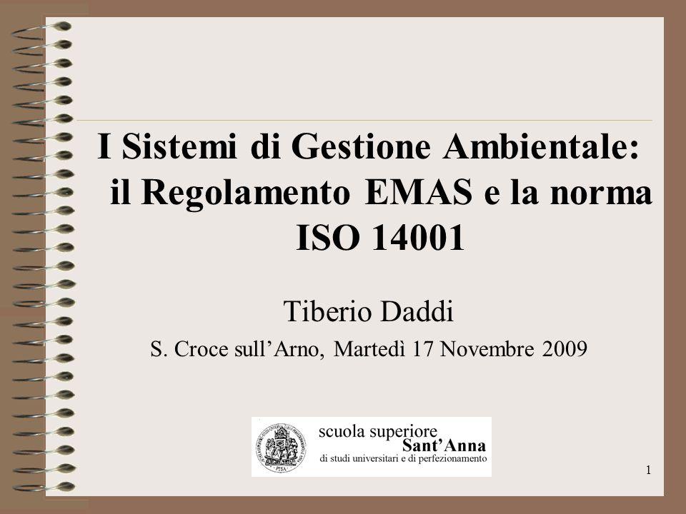 S. Croce sull'Arno, Martedì 17 Novembre 2009