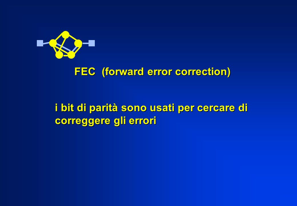 FEC (forward error correction)
