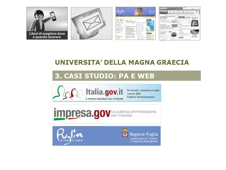UNIVERSITA' DELLA MAGNA GRAECIA