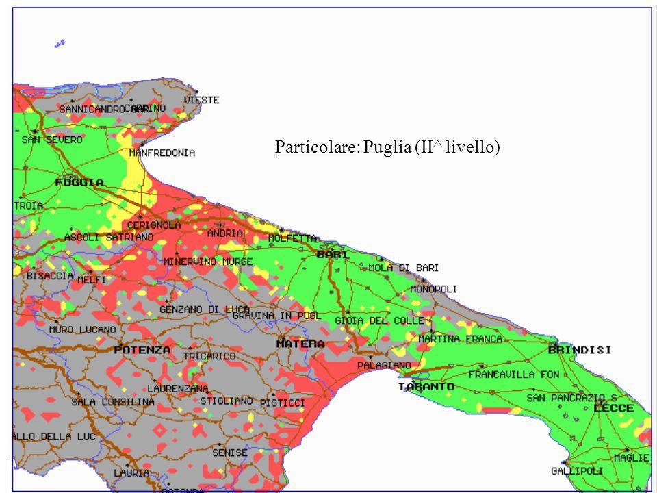 Particolare: Puglia (II^ livello)