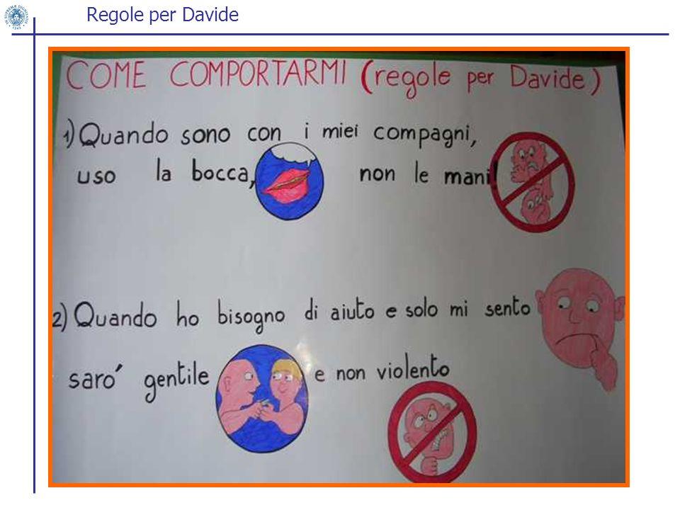 Regole per Davide
