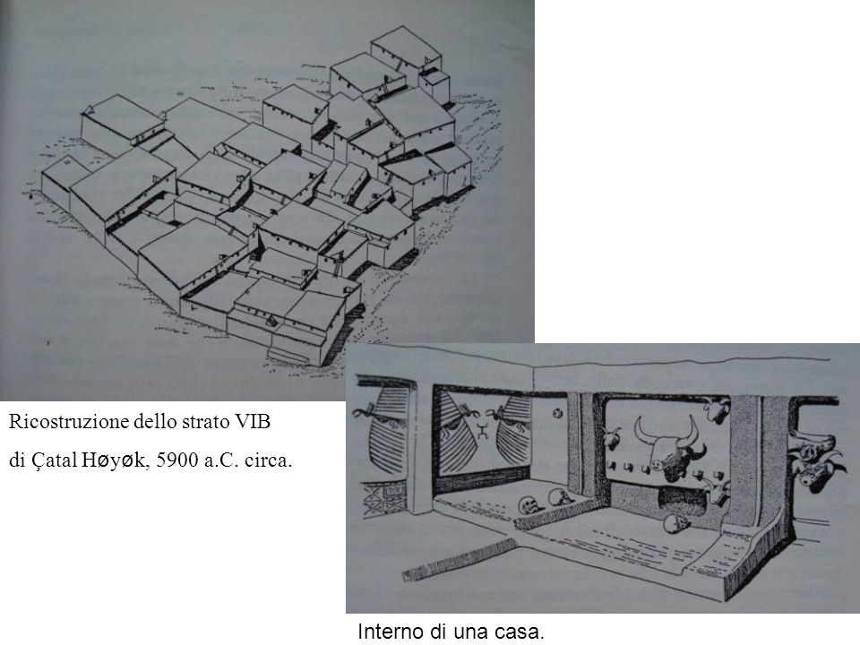 Ricostruzione dello strato VIB