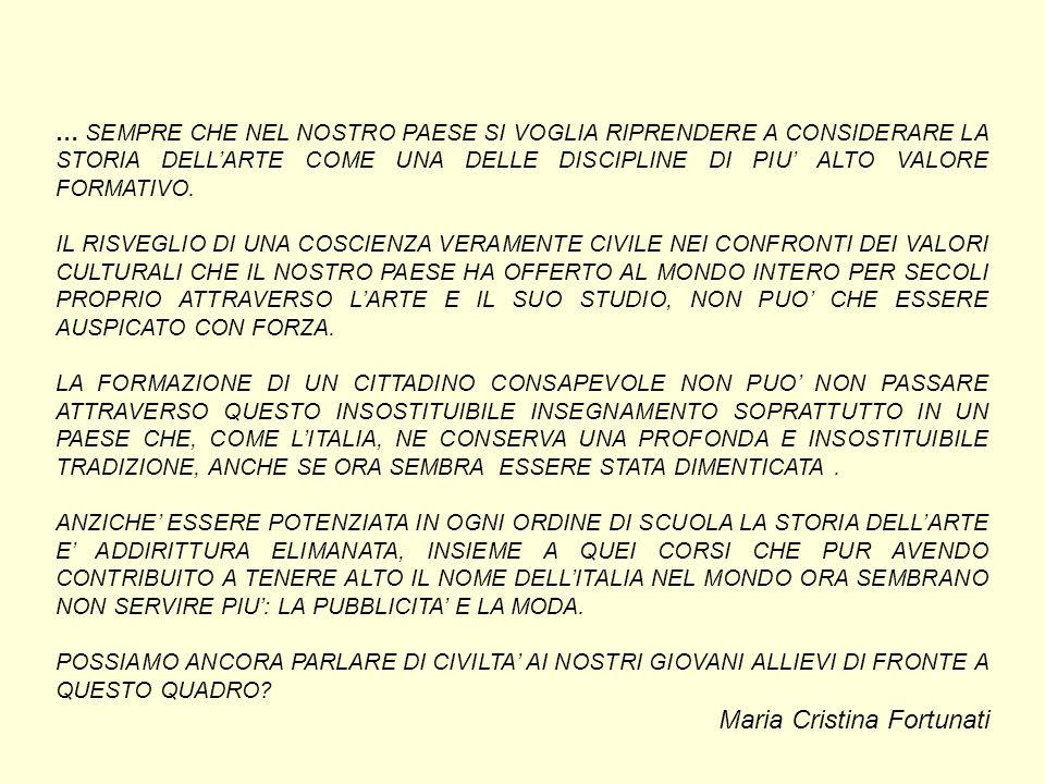 Maria Cristina Fortunati