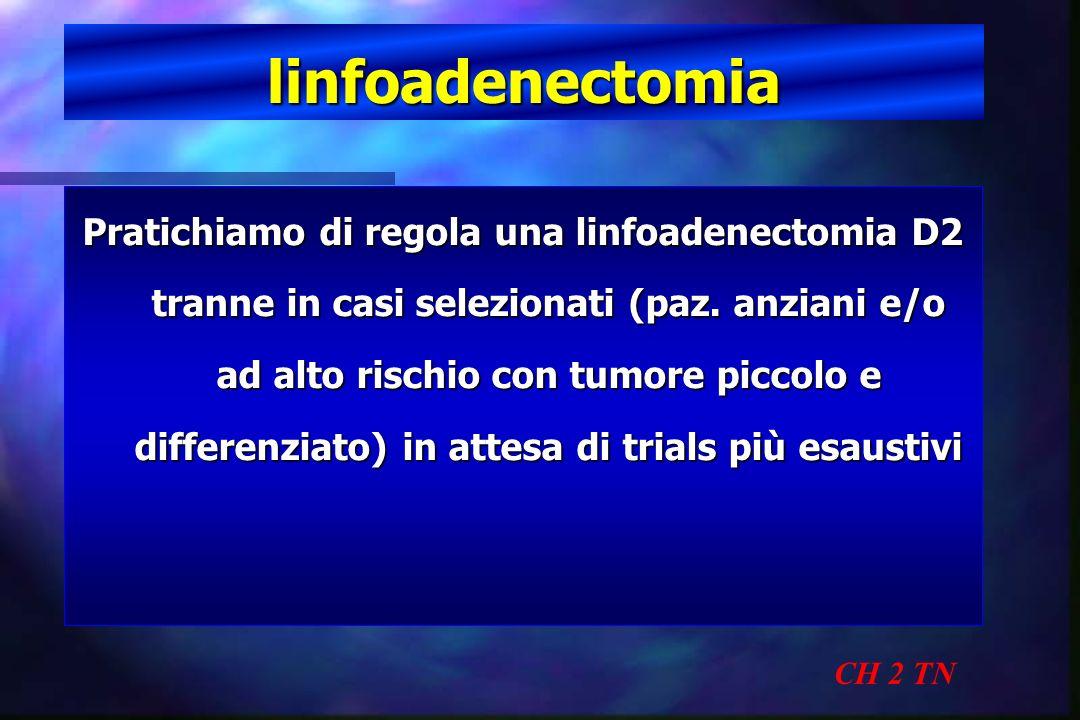 linfoadenectomia