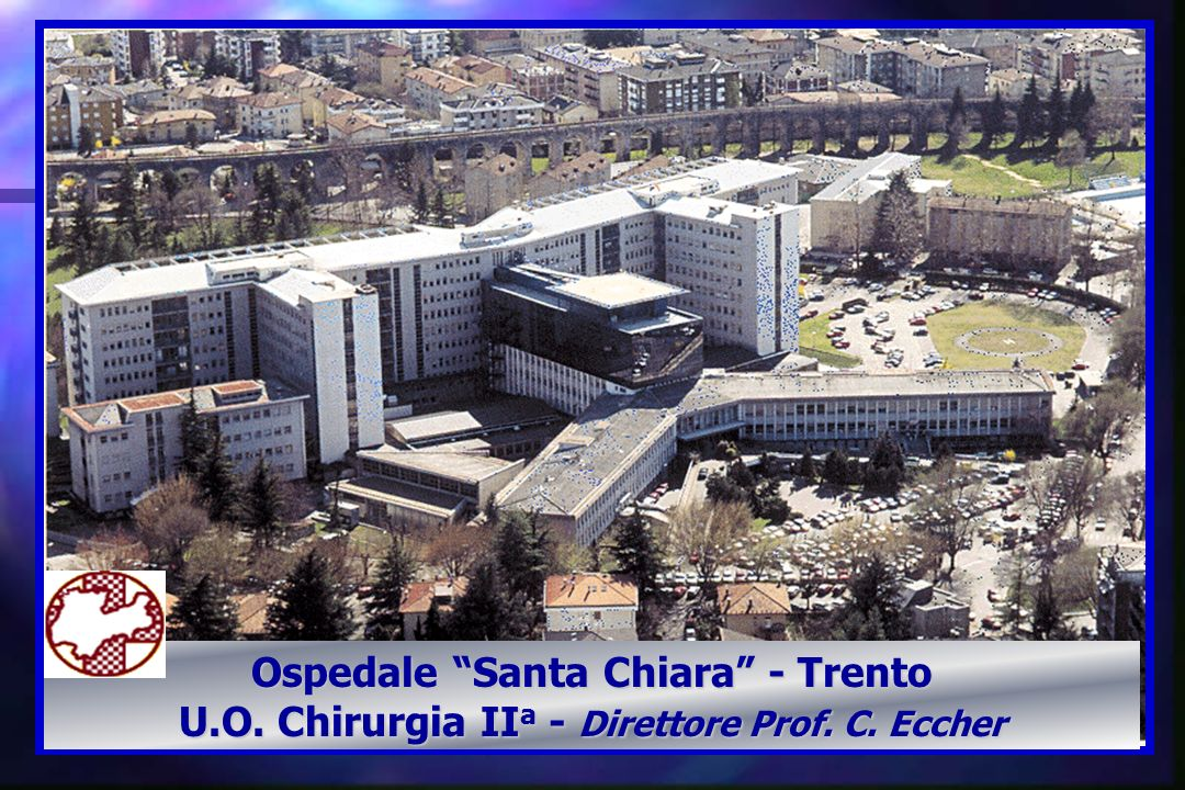 Ospedale Santa Chiara - Trento
