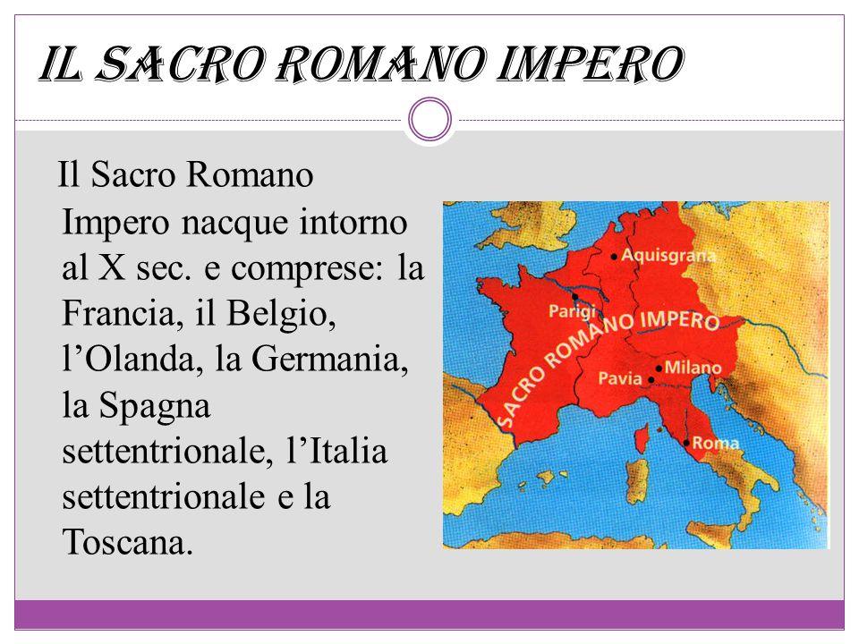 Il Sacro Romano Impero