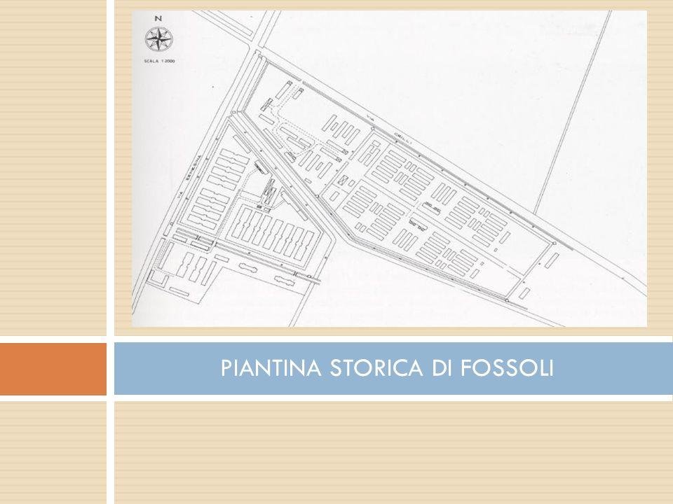 PIANTINA STORICA DI FOSSOLI