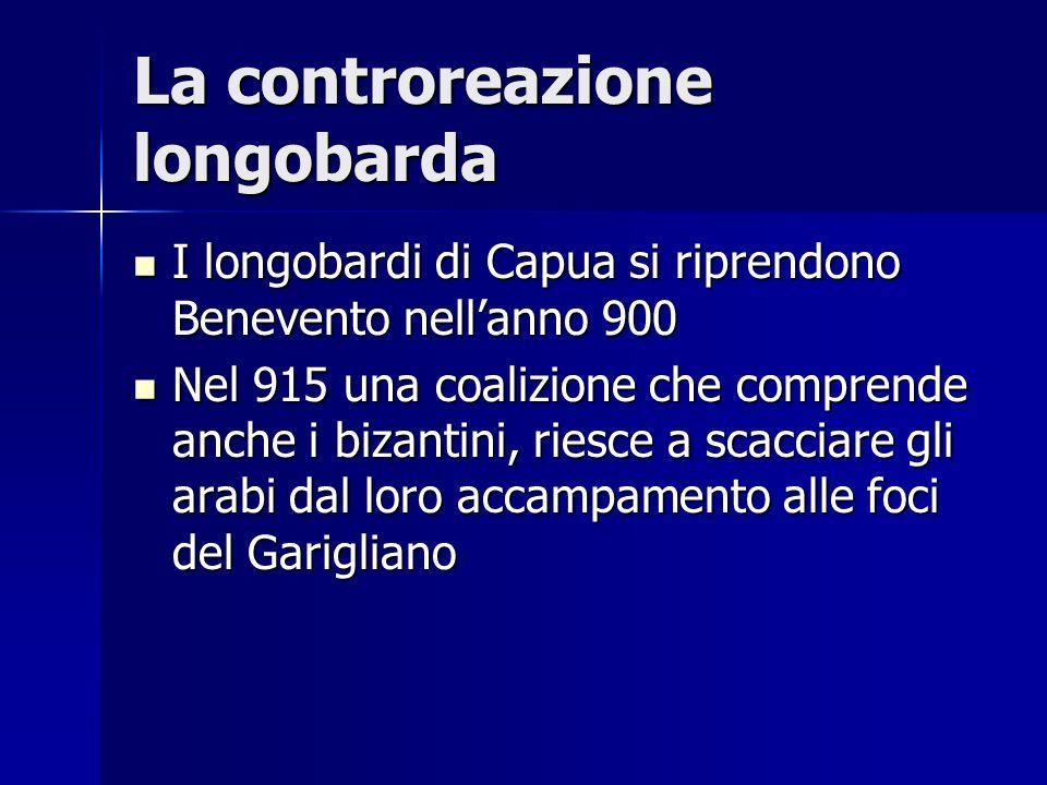 La controreazione longobarda