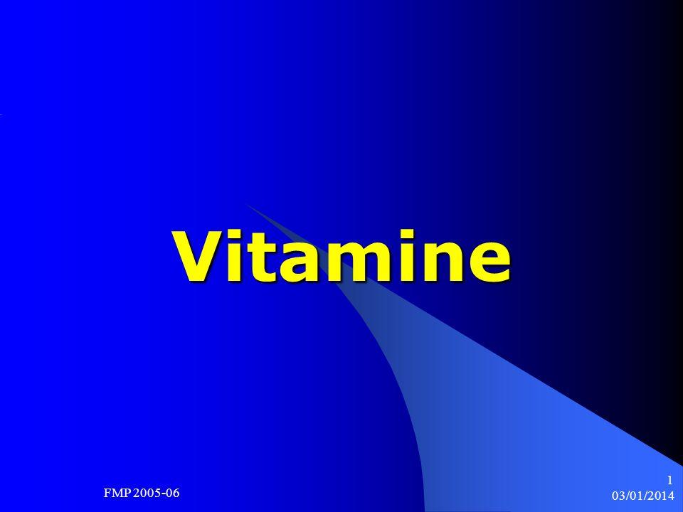 Vitamine FMP 2005-06 25/03/2017