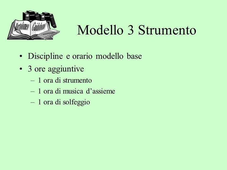 Modello 3 Strumento Bartolomeo Guidobono