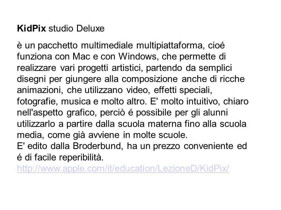 KidPix studio Deluxe