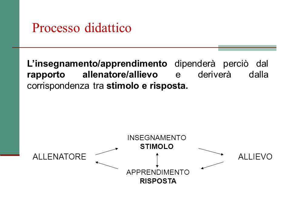 Processo didattico