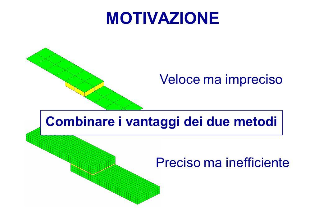 Combinare i vantaggi dei due metodi