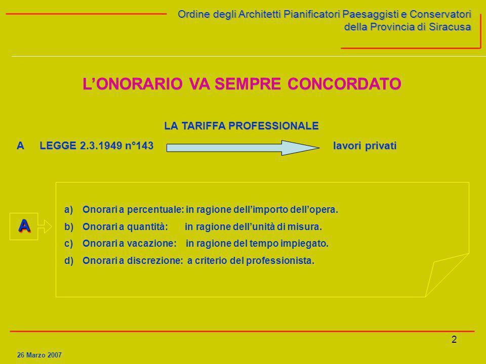 Parcella Architetto. Progetti E Concorsi With Parcella Architetto ...