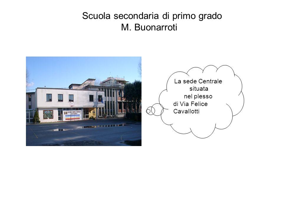 Scuola secondaria di primo grado M. Buonarroti