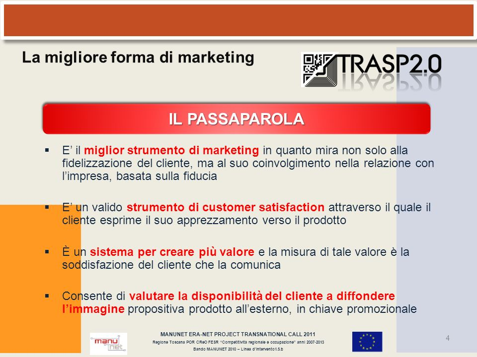 La migliore forma di marketing