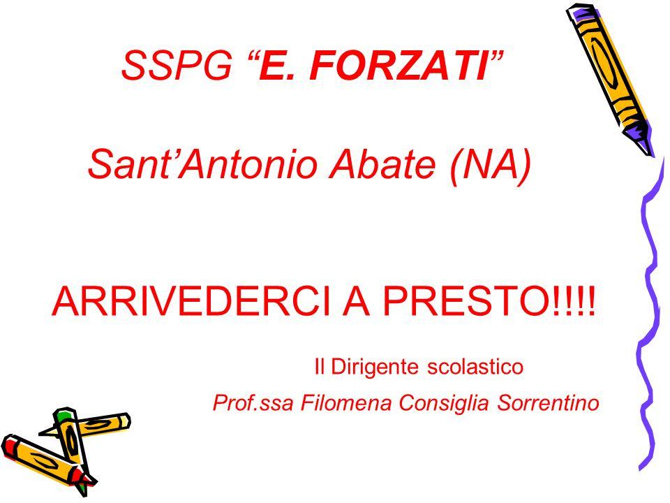 SSPG E. FORZATI Sant'Antonio Abate (NA)