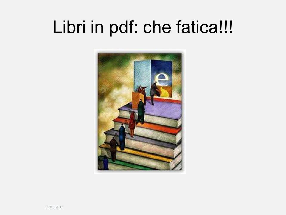 Libri in pdf: che fatica!!!