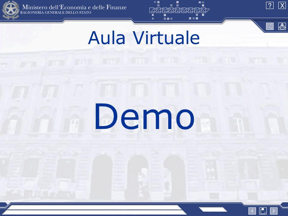 Aula Virtuale Demo