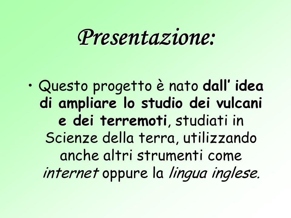 Presentazione: