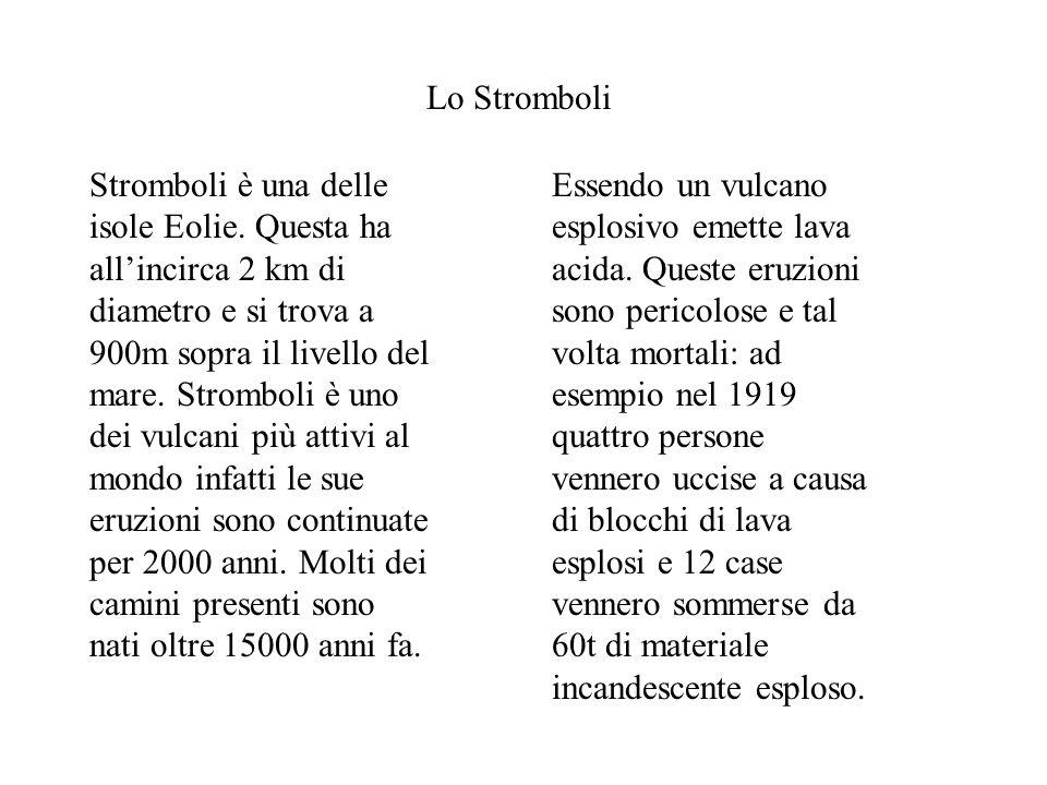 Lo Stromboli