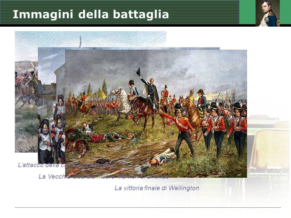 Immagini della battaglia