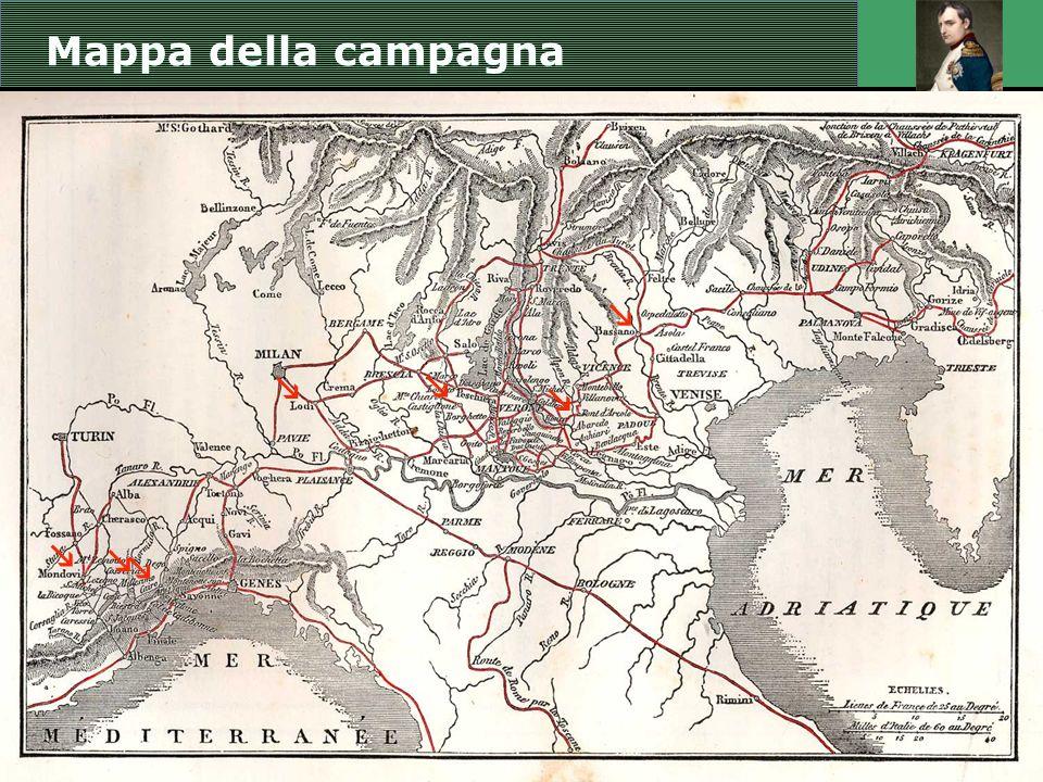 Mappa della campagna m m m m m m m