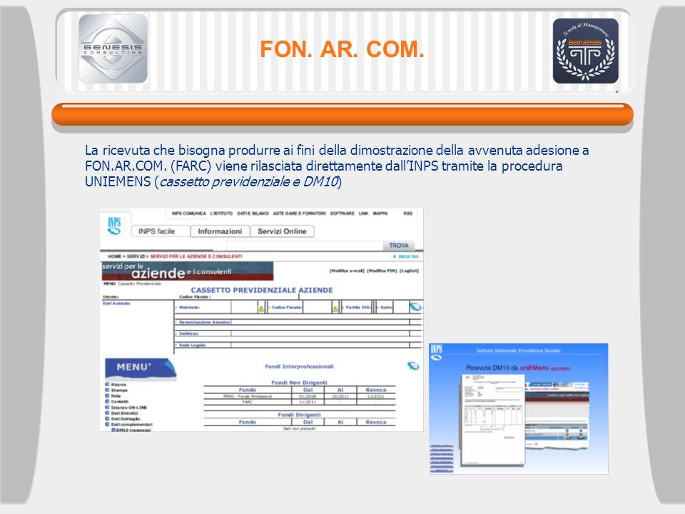 FON. AR. COM.