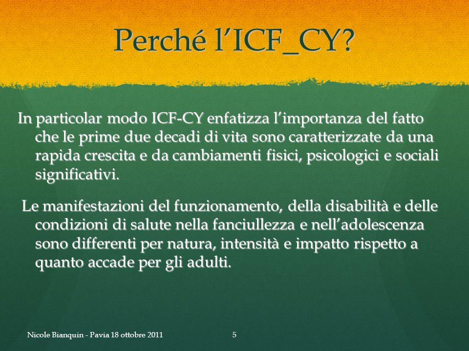 Perché l'ICF_CY