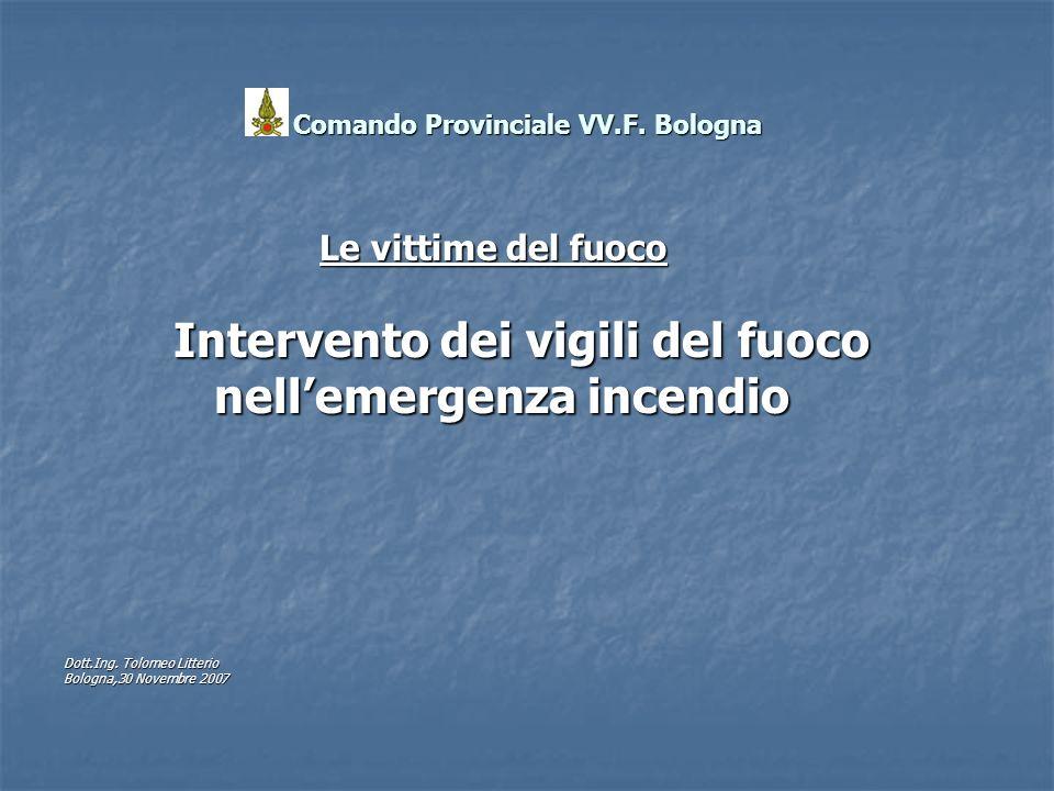 Comando Provinciale VV.F. Bologna