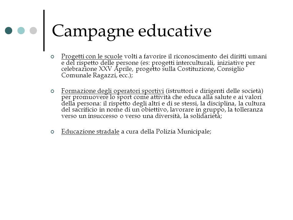 Campagne educative