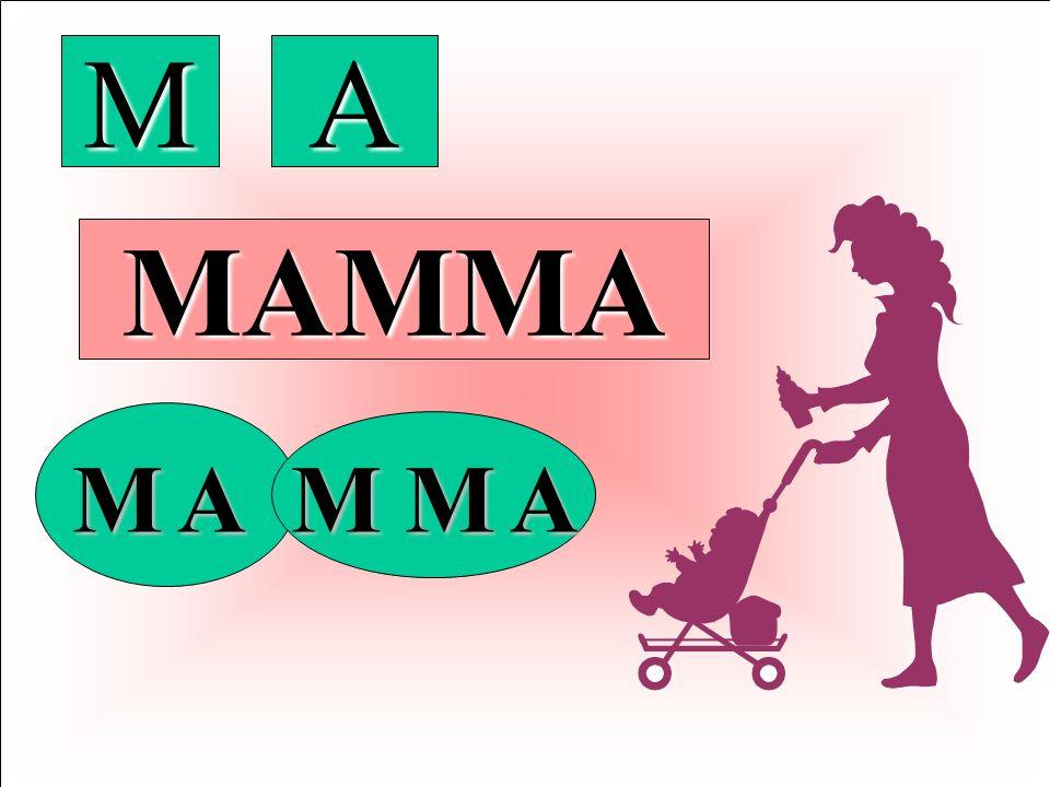 M A MAMMA M A M M A