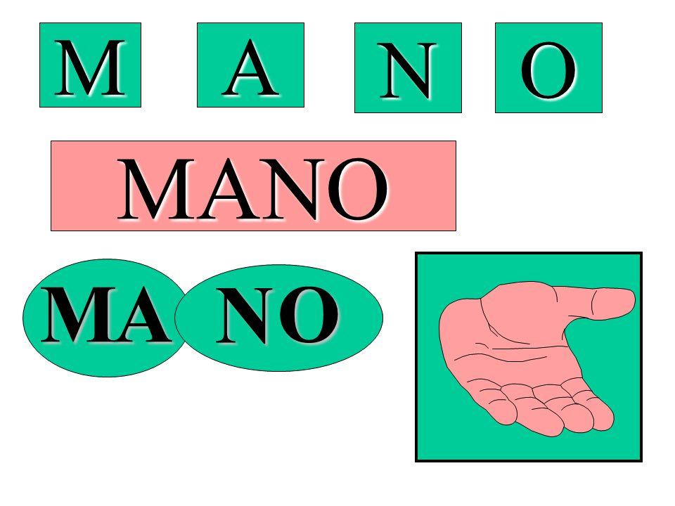 M A N O MANO M A N O