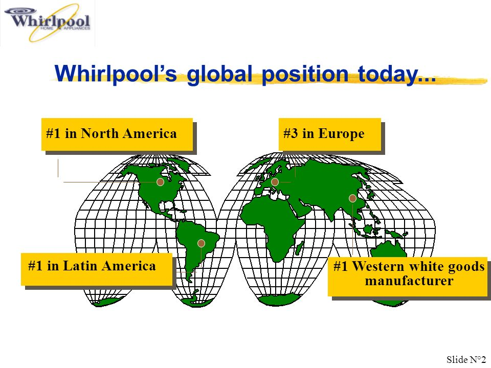 whirlpool corporation global procurement Visualizza il profilo di fabrizio vallini su fabrizio vallini procurement vice president procurement emea and global raw materials at whirlpool corporation.