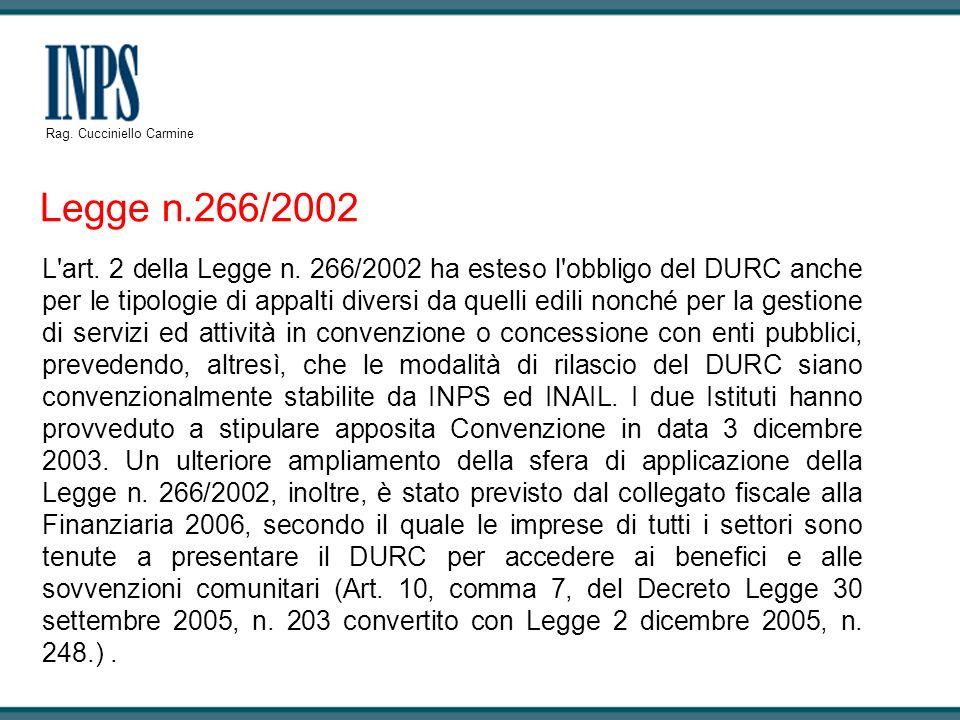 Rag. Cucciniello Carmine
