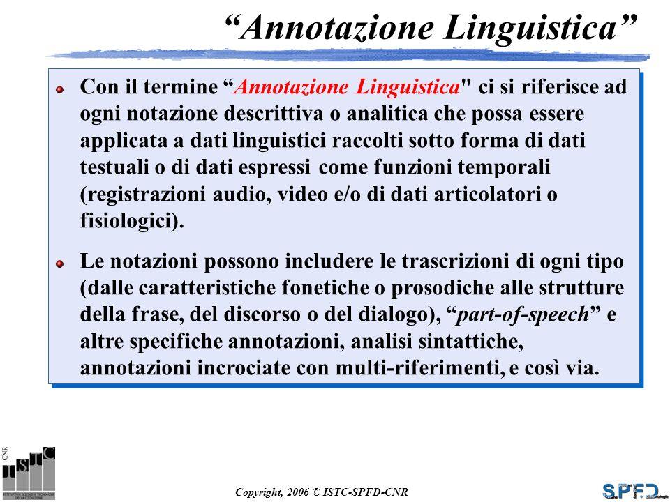 Annotazione Linguistica