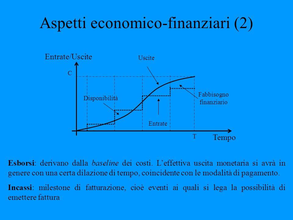 Aspetti economico-finanziari (2)