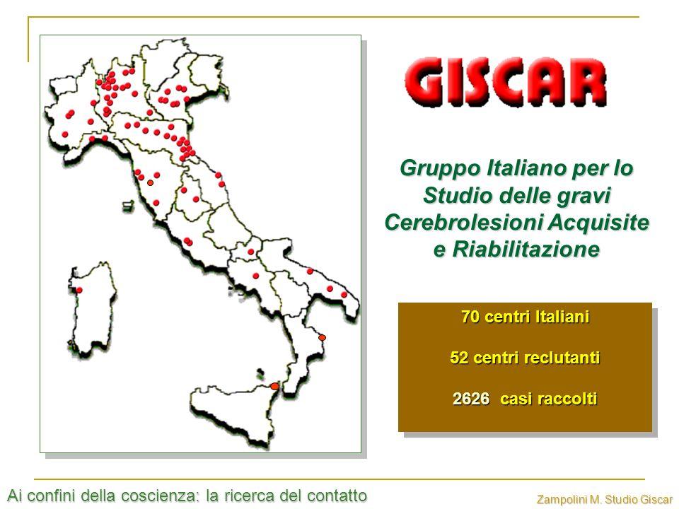 Gruppo Italiano per lo Studio delle gravi Cerebrolesioni Acquisite e Riabilitazione