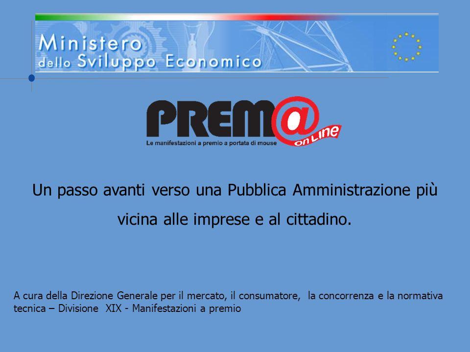 Un passo avanti verso una Pubblica Amministrazione più vicina alle imprese e al cittadino.
