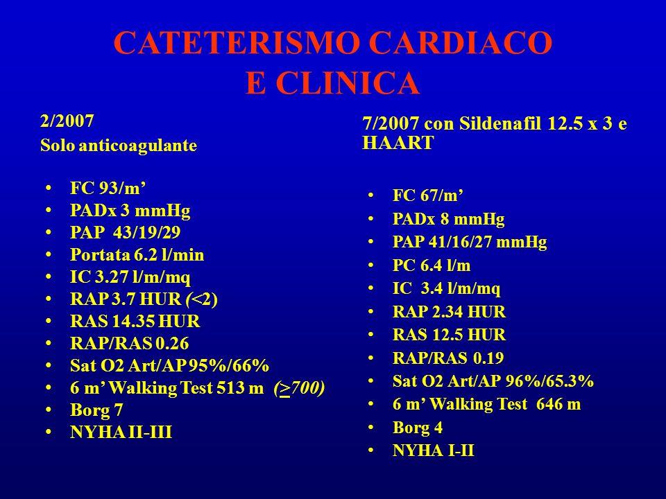 CATETERISMO CARDIACO E CLINICA