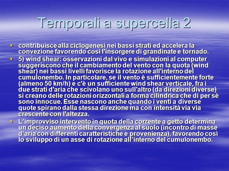 Temporali a supercella 2