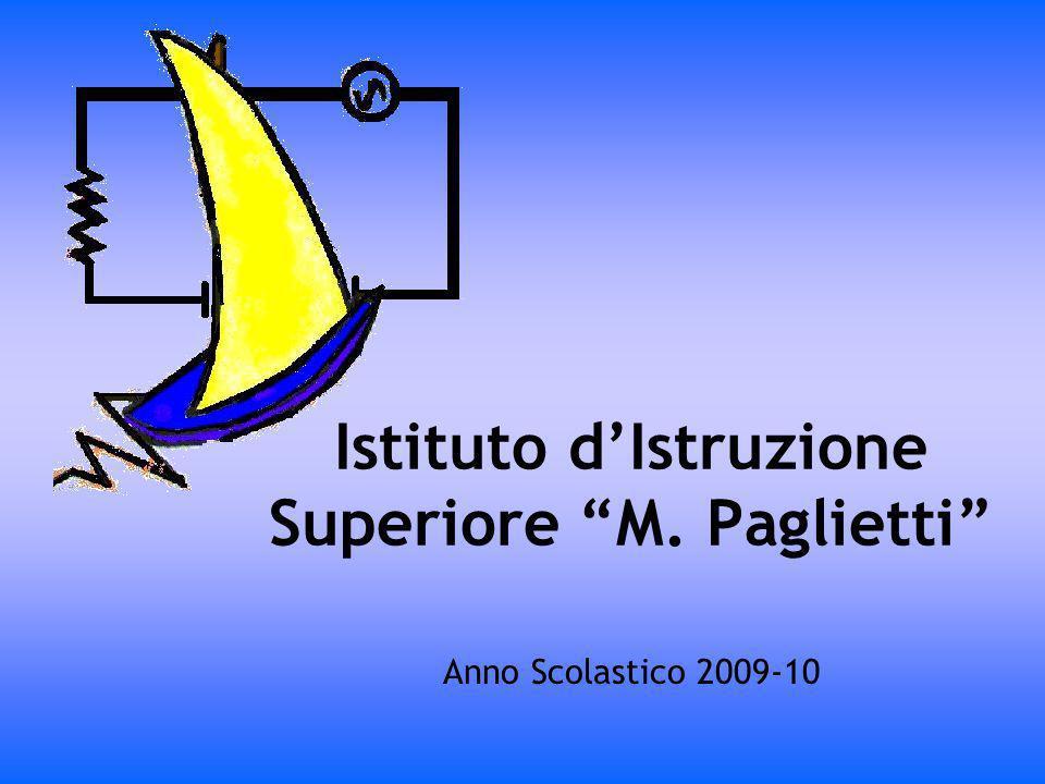 Istituto d'Istruzione Superiore M. Paglietti