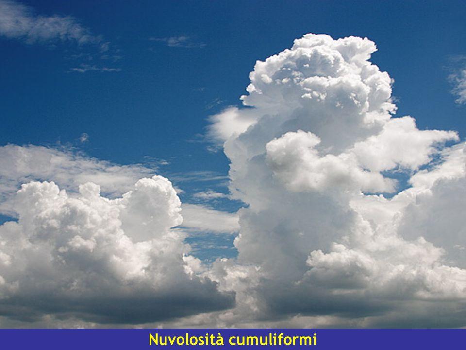 Nuvolosità cumuliformi