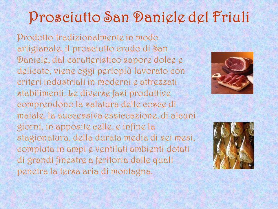 Prosciutto San Daniele del Friuli