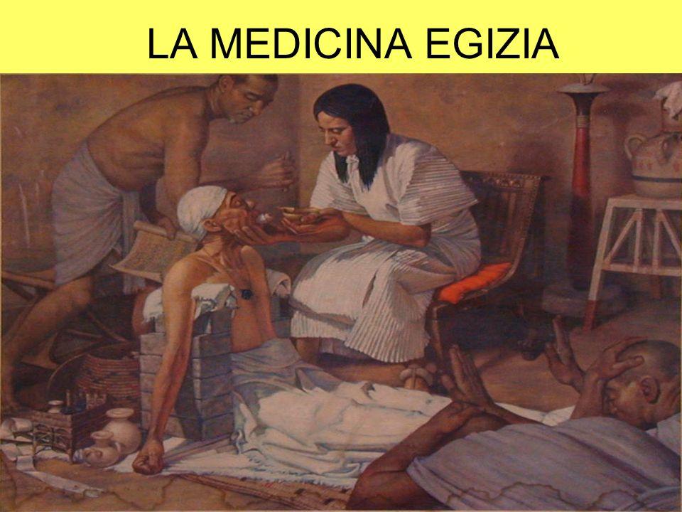 LA MEDICINA EGIZIA