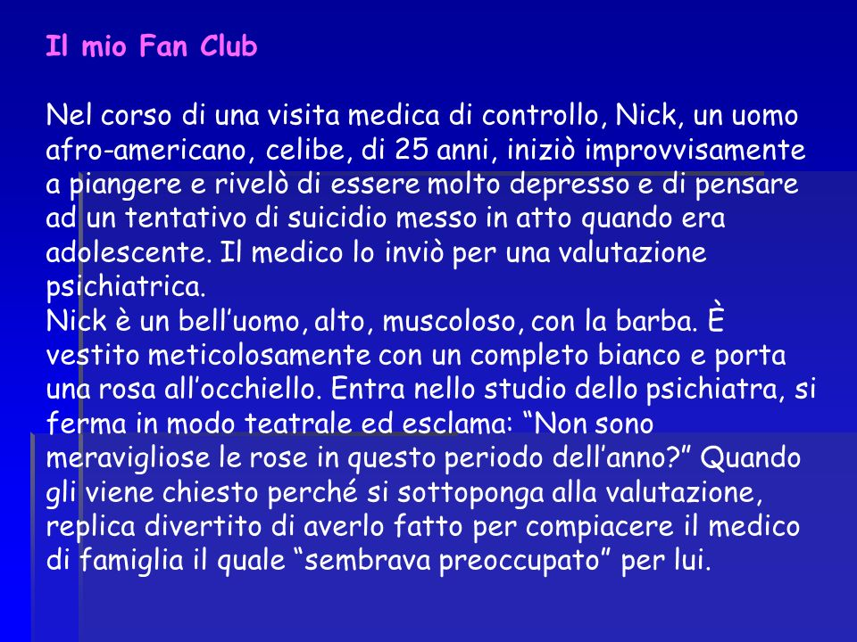 Il mio Fan Club