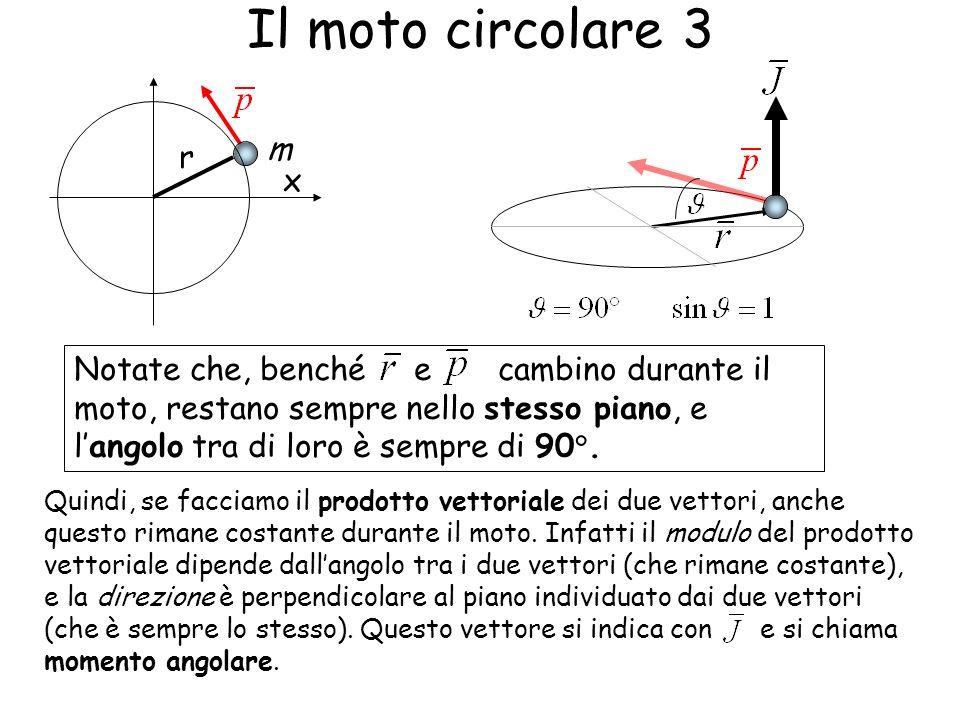 Il moto circolare 3 m. r. x.