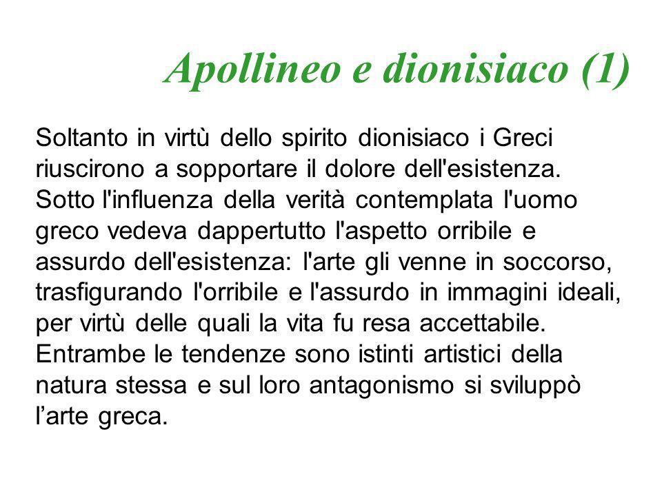 Apollineo e dionisiaco (1)