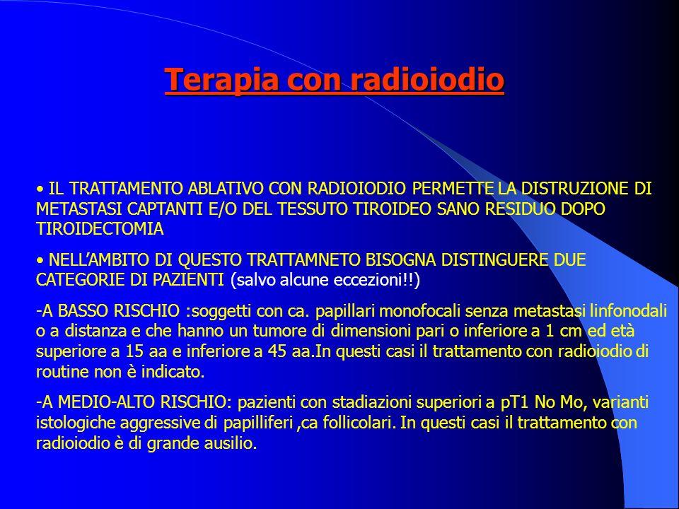 Terapia con radioiodio