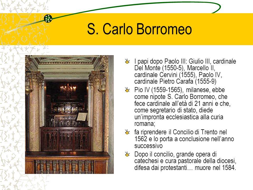 S. Carlo Borromeo